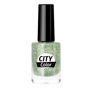 golden_rose_city_color_nail_lacquer_glitter_oje_104