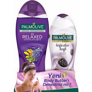 palmolıve_duş_jeli_set_so_relaxed_500ml_body_butter_böğürtlen_250ml