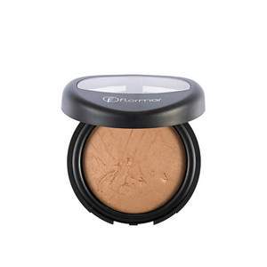 FLORMAR BAKED POWDER PUDRA - 021 BEIGE WITH GOLD