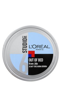 L'ORÉAL PARIS STUDIO LINE OUT OF BED KAVANOZ JÖLE 150ML