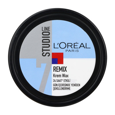 L'ORÉAL PARIS STUDIO LINE REMİX KREM WAX