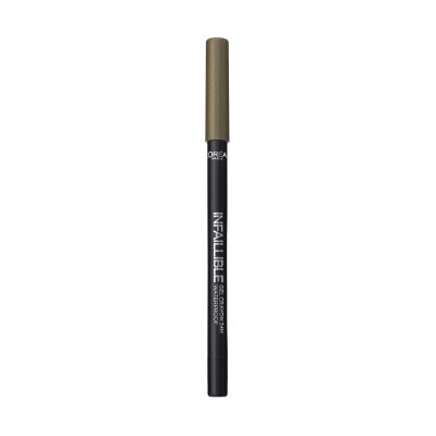 l'oréal_paris_infaillible_gel_crayon_eyeliner_08_rest_in_kakı